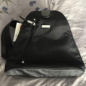 Baggallini Metro Backpack with RFID Phone Wristlet